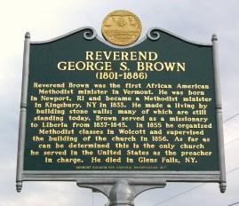 George S Brown