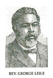 Rev George Leile