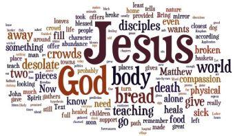 Jesus Wordle