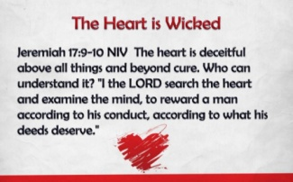 jeremiah 17 9 10