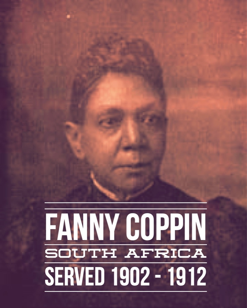 Fanny Coppin S Africa
